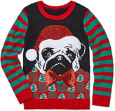 Total Girl Christmas Sweater - Girls 7-16 and Plus