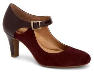 Giani Bernini Velmah Memory Foam Mary Jane Pumps, Created for Macy's Women's Shoes