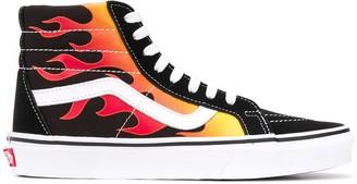 Vans Old Skool Hi Flame sneakers