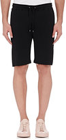 Barneys New York MEN'S FRENCH TERRY DRAWSTRING SHORTS