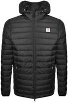 Franklin & Marshall Franklin Marshall Nylon Hooded Jacket Black
