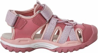 Geox J Borealis Girl B Girls' Closed-Toe Sandals