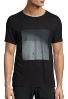 Theory Gaskell N Concrete Jersey Tee
