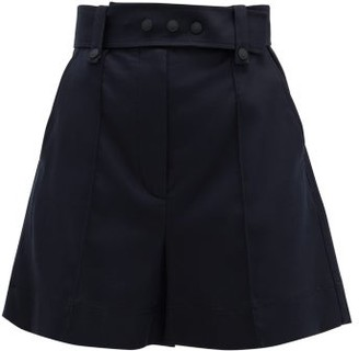 Sportmax Genzana Shorts - Womens - Navy