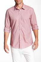 Zachary Prell Macaluso Long Sleeve Trim Fit Shirt