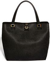 Karen Millen Diamond Detail Bucket Bag
