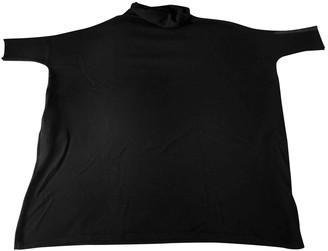Y-3 Black Wool Dress for Women