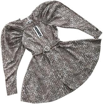 Rotate by Birger Christensen Beige Dress for Women