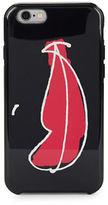 Kahri Lip Cell iPhone 6 6s Hardshell Case