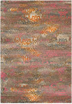 """Dalyn Closeout! Modern Abstracts Salon Multi 5'3"""" x 7'7"""" Area Rug"""