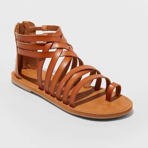 Universal Thread Women's Makena Gladiator Sandals