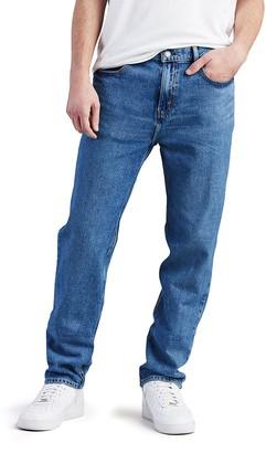 Levi's Men's Phalarope Camo Back Satin Jeans