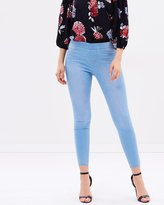 Dorothy Perkins Eden Ankle Grazer Jeans