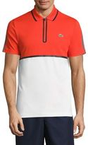 Lacoste Ultradry Colorblock Polo