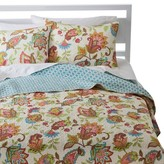 Nobrand No Brand Avery Stitch Floral Quilt Set