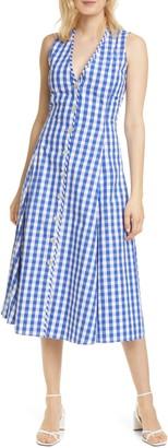 Polo Ralph Lauren Gingham A-Line Dress