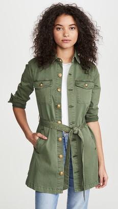 L'Agence Samantha Safari Jacket