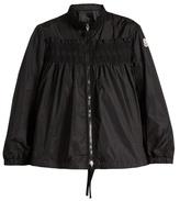 Moncler Suze Shirred-panel Nylon Jacket
