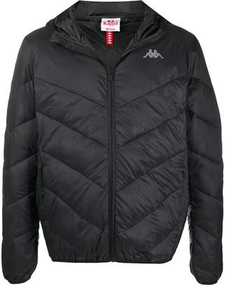 Kappa Logo Padded Jacket