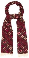 Isabel Marant Modal Printed Scarf w/ Tags