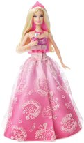 Barbie The Princess and The Popstar Transforming Tori Doll