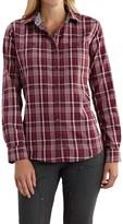 Carhartt Dodson Plaid Shirt - Roll-Up Long Sleeve, Factory Seconds (For Women)