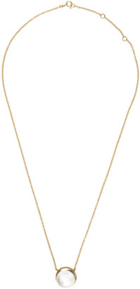 Jiye Shin Gold Quartz Sister 1 Necklace