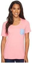 Columbia Harborside Pocket Tee Women's Short Sleeve Pullover