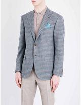 Corneliani Academy-fit Silk-blend Jacket