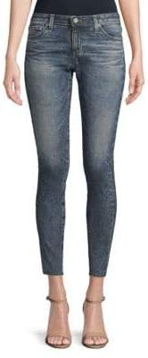 AG Jeans Rev Super Skinny Ankle-Length Jeans