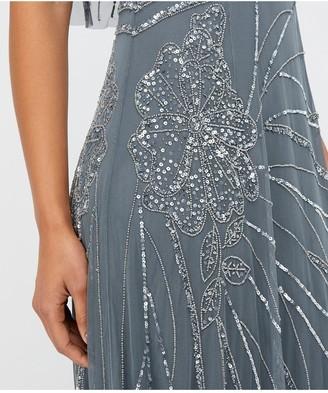 Monsoon Florence Embellished Maxi Dress