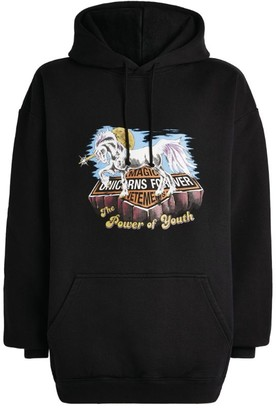 Vetements Magic Unicorns Forever Hoodie
