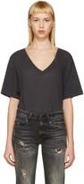 R 13 Black Rosie T-shirt