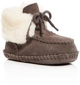 UGG Girls' Sparrow Moccasin Booties - Baby, Walker