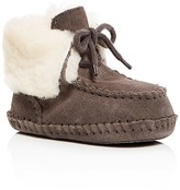 UGG Girls' Sparrow Moccasin Booties - Baby