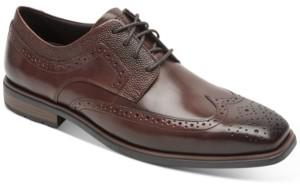 Rockport Men's Farrow Wingtip Oxfords Men's Shoes