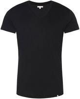 Orlebar Brown V-Neck Short Sleeve T-Shirt