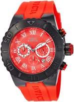 Invicta Men's Pro Diver Polyurethane Band Steel Case Quartz Watch 24778
