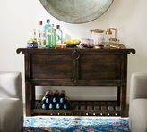 Pottery Barn Maddox Bar Console