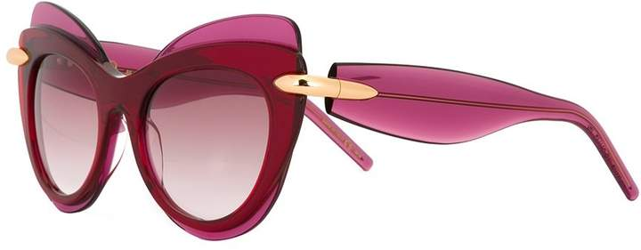 Pomellato cat eye sunglasses