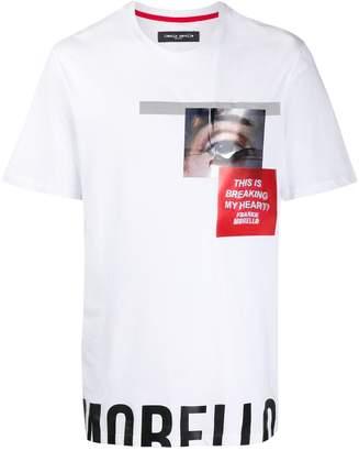 Frankie Morello graphic-print t-shirt