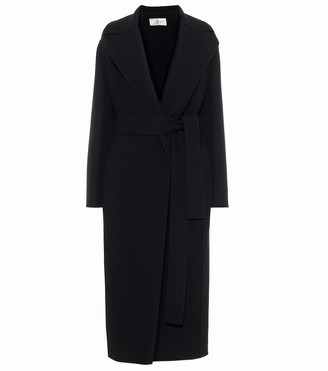 The Row Malika wool-blend coat