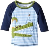Mud Pie Gator Rashguard Boy's Swimwear