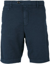Perfection classic deck shorts - men - Cotton/Linen/Flax/rubber - 48