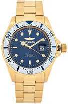 Invicta 23382 Gold-Tone & Blue Watch