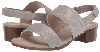 Munro American Kristal (Champagne) Women's Shoes