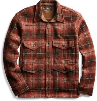 Ralph Lauren Plaid Workshirt Sweater