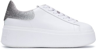 Ash Moby Glitter Combo low-top sneakers
