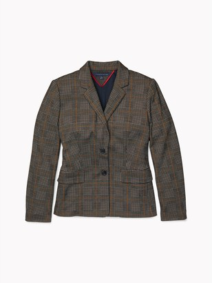 Tommy Hilfiger Glen Plaid Blazer