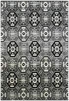 Cornermill Kymeah Modern Rug, Black 160x225cm